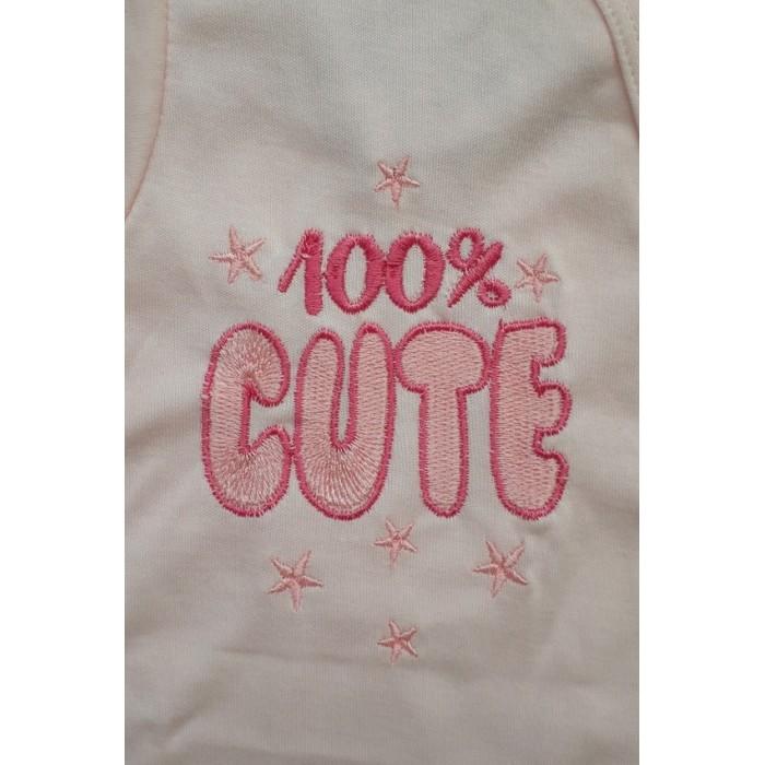 Бебешки гащеризон 100 % Cute Watch Me Grow