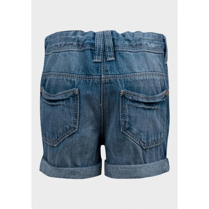 Къси дънкови панталонки за момиченце