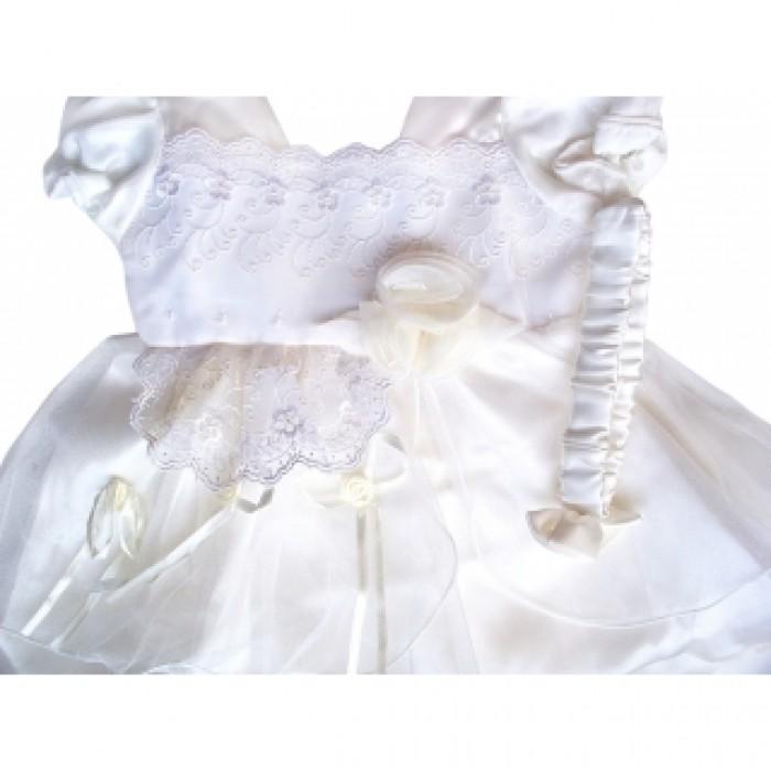 Бебешка рокля за специални поводи Isabelle Rose