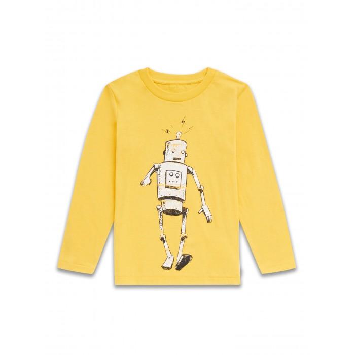 Свежа памучна блузка с робот  Riot Club