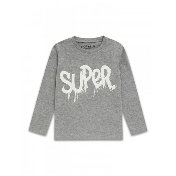 SUPER блуза с дълъг ръкав Riot Club