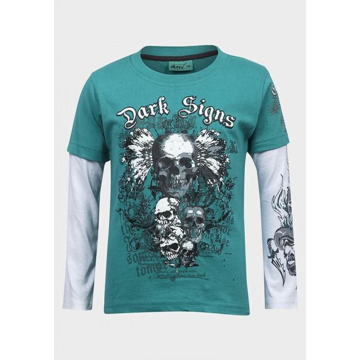 Блуза за момчета Dark Signs OKAY