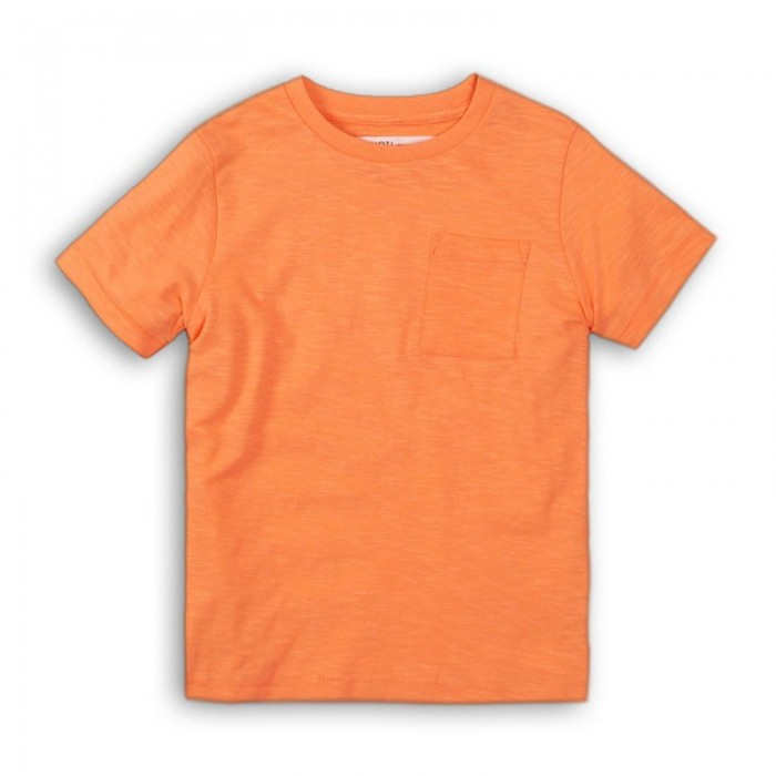 Тениска за момче с джобче Minoti