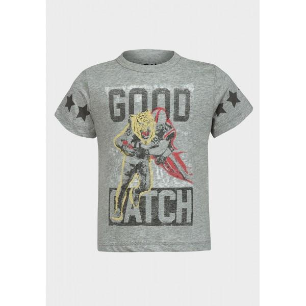 Сива тениска Good Catch