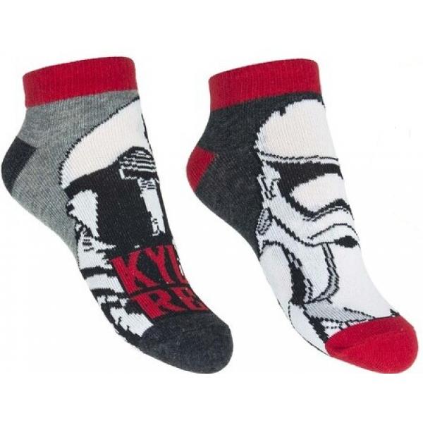 Комплект от 2 чифта чорапи за момче Star Wars