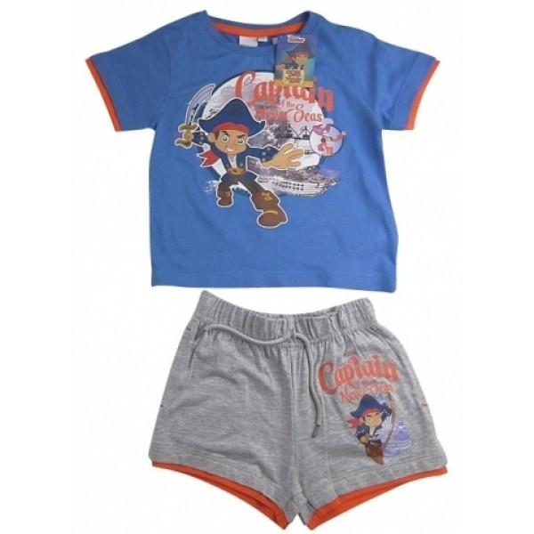 Комплект от две части Captain Jake Disney Син