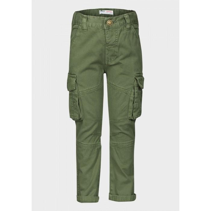 Готин панталон в милитъри стил Minoti зелен