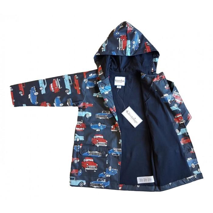 Дизайнерски дъждобран с лека подплата за момче Kitestrings