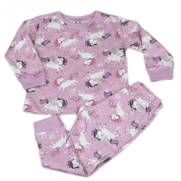 Пижама за момиче с еднорози Jam jam