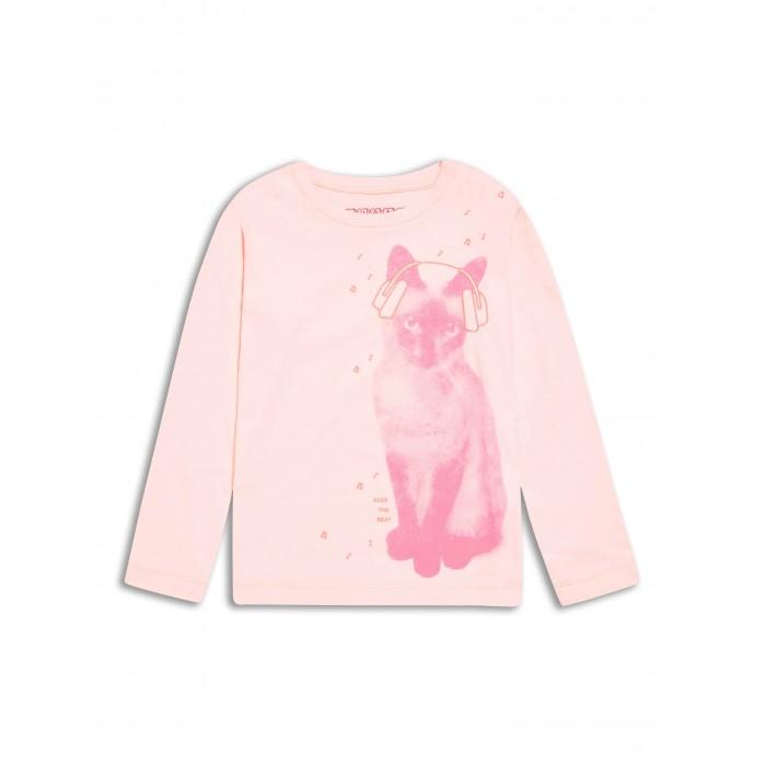 Сладка розова блузка Коте със слушалки Sugar Squad
