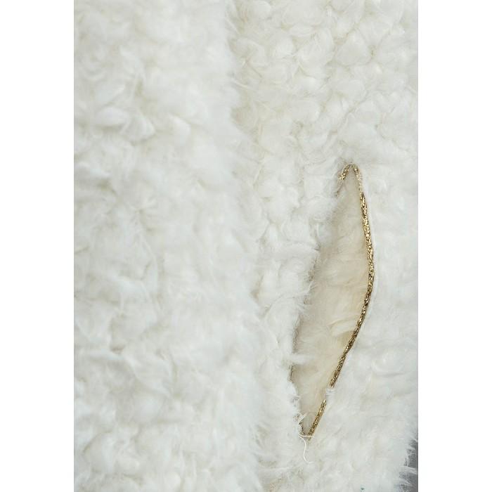 Рошав пуловер Minoti бял