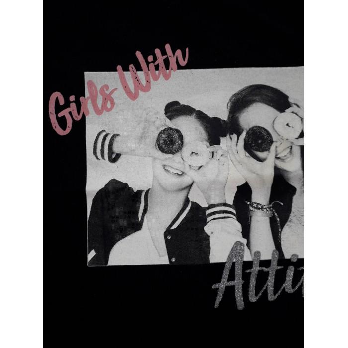 Блуза с дълъг ръкав Girls With Attitude Minoti