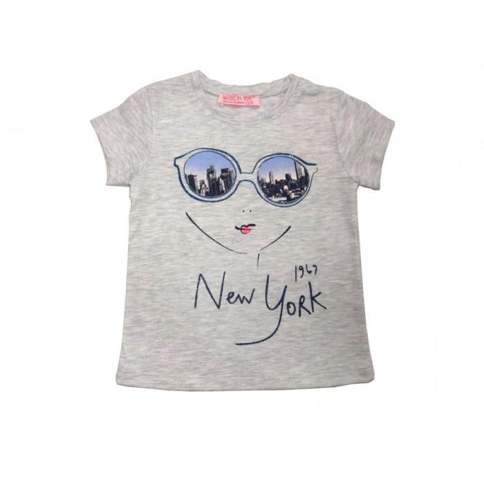 Сива блузка New York 1969