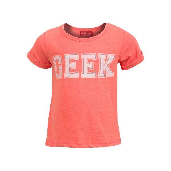 Блузка Geek Funky Diva Корал