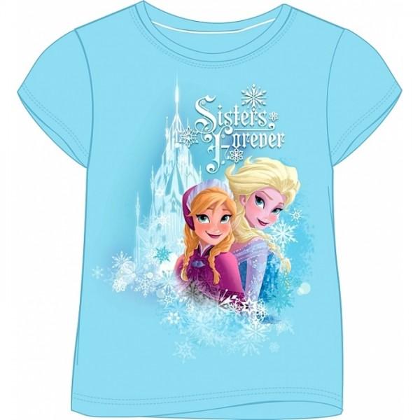 Блуза с къс ръкав Sisters Forever Disney