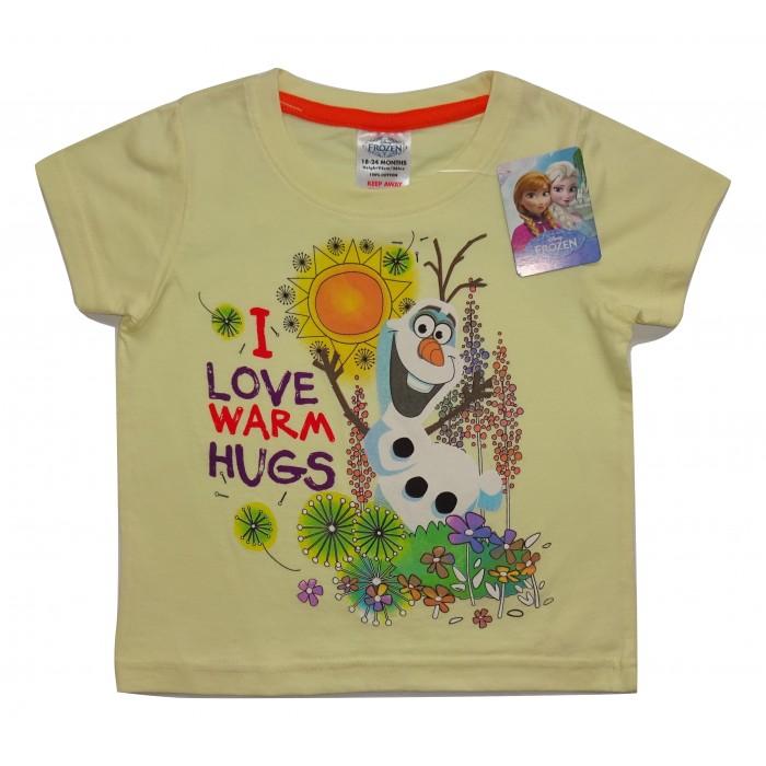 Блуза с къс ръкав Olaf Disney