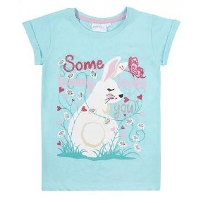 Блузи за момиченца с цифра 1-6г Minikidz