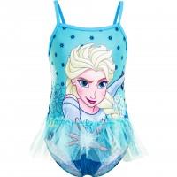 Цял бански за момиче с Елза Disney Frozen