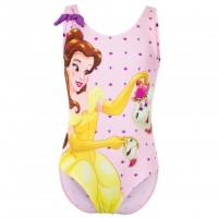 Цял бански за момиче Бел Disney Princess