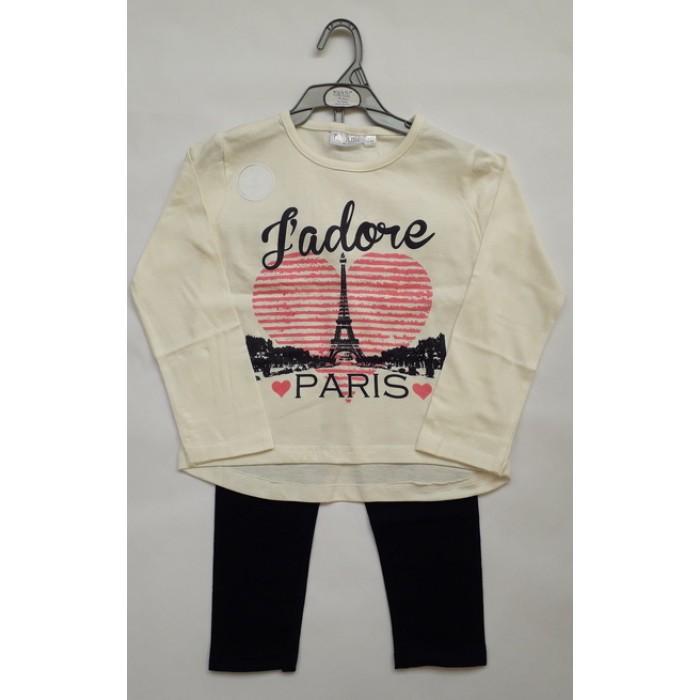 Комплект за момиче J'adore Paris Minikidz
