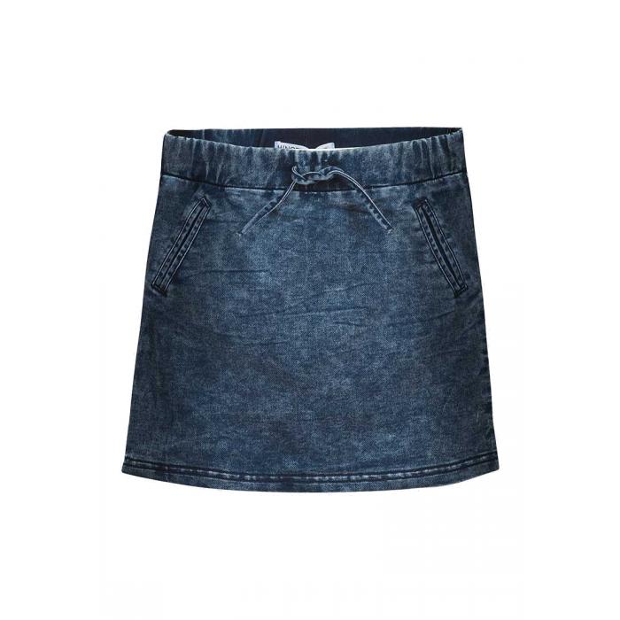 Дънкова пола с джобчета Minoti