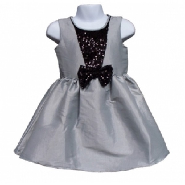 Приказна рокля в сребристо Ladybird
