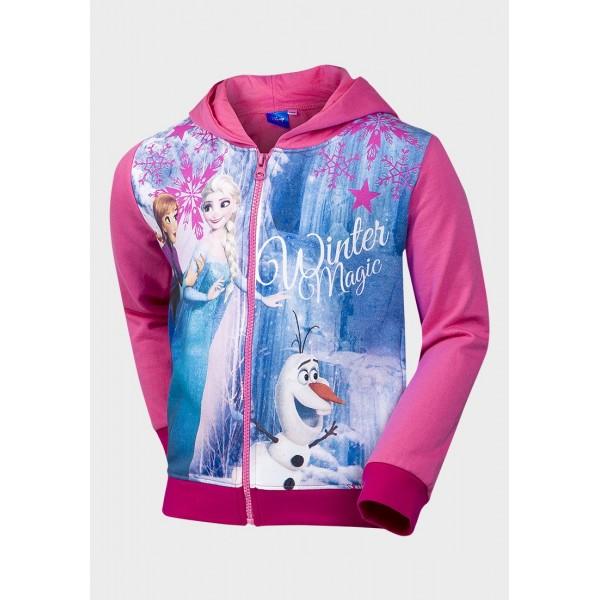Суичер Disney Frozen розов